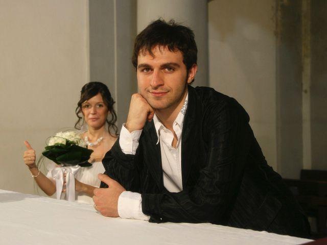 Il matrimonio di Simone e Valentina a Montemurlo, Prato 137