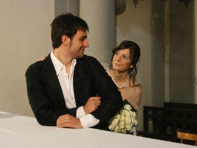 Il matrimonio di Simone e Valentina a Montemurlo, Prato 139