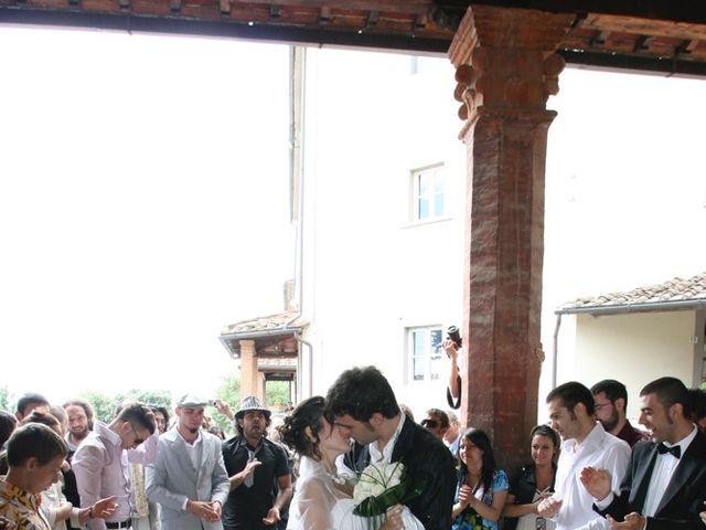 Il matrimonio di Simone e Valentina a Montemurlo, Prato 147
