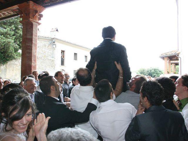 Il matrimonio di Simone e Valentina a Montemurlo, Prato 148