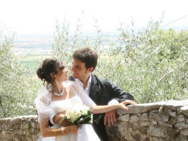 Il matrimonio di Simone e Valentina a Montemurlo, Prato 153