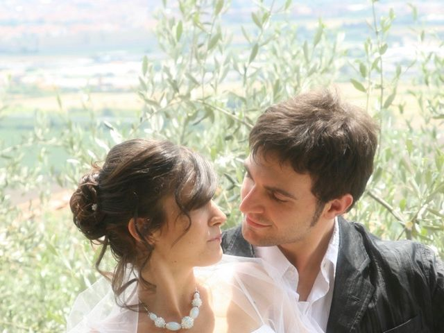 Il matrimonio di Simone e Valentina a Montemurlo, Prato 154