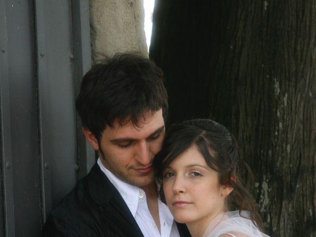 Il matrimonio di Simone e Valentina a Montemurlo, Prato 160