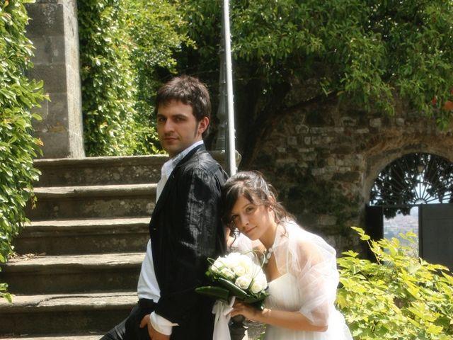 Il matrimonio di Simone e Valentina a Montemurlo, Prato 161