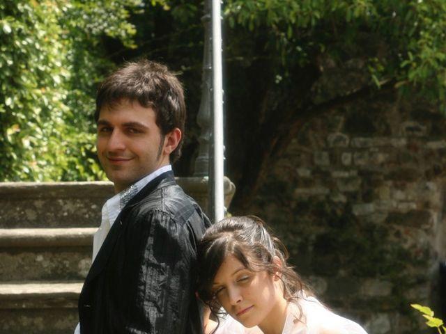 Il matrimonio di Simone e Valentina a Montemurlo, Prato 162