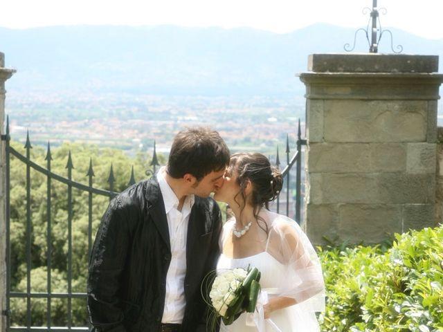 Il matrimonio di Simone e Valentina a Montemurlo, Prato 165