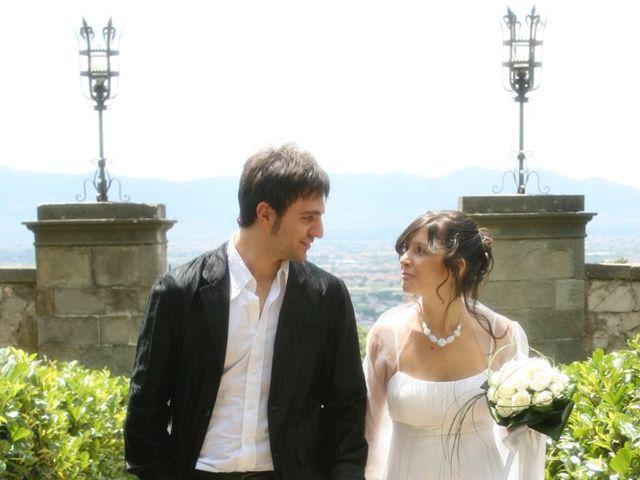 Il matrimonio di Simone e Valentina a Montemurlo, Prato 167