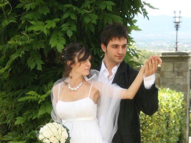Il matrimonio di Simone e Valentina a Montemurlo, Prato 171