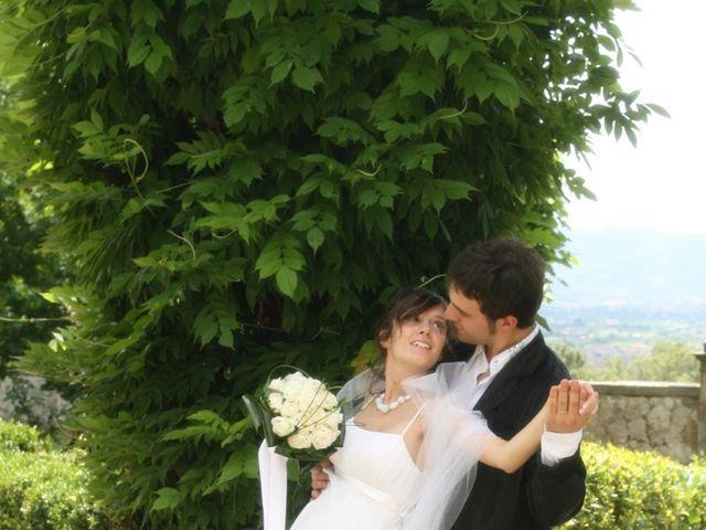 Il matrimonio di Simone e Valentina a Montemurlo, Prato 172