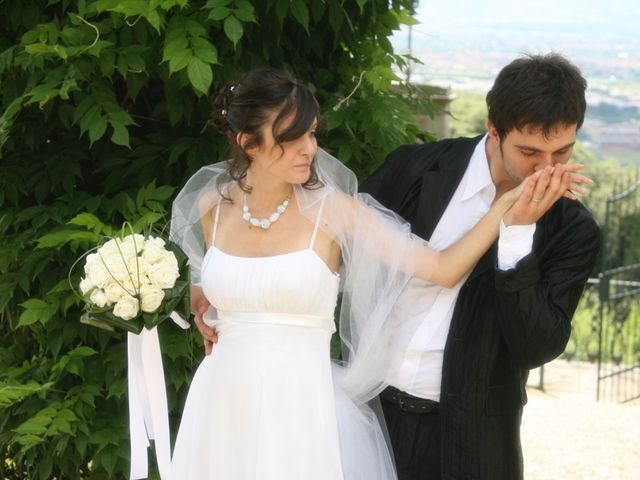 Il matrimonio di Simone e Valentina a Montemurlo, Prato 173