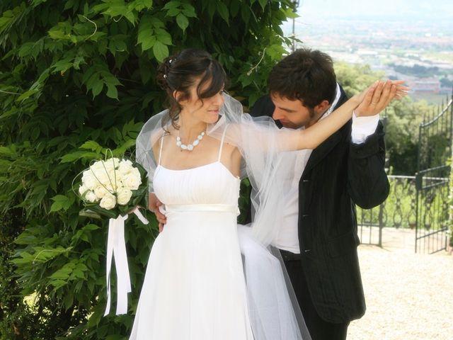 Il matrimonio di Simone e Valentina a Montemurlo, Prato 174