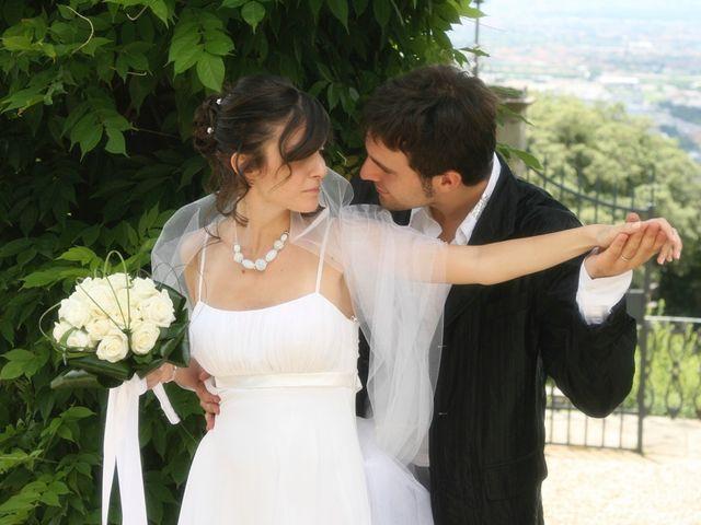 Il matrimonio di Simone e Valentina a Montemurlo, Prato 175