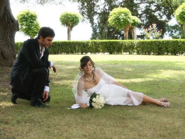 Il matrimonio di Simone e Valentina a Montemurlo, Prato 178