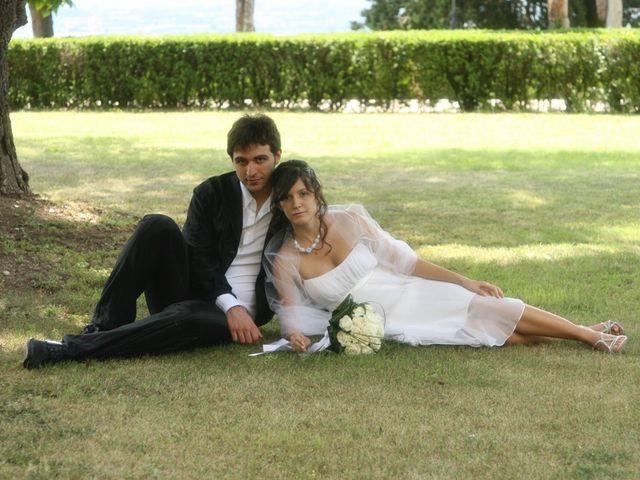 Il matrimonio di Simone e Valentina a Montemurlo, Prato 180