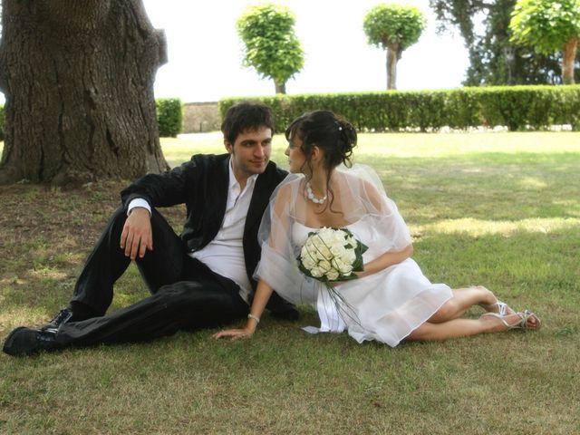 Il matrimonio di Simone e Valentina a Montemurlo, Prato 182