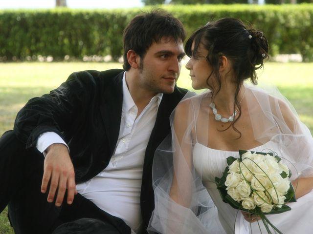 Il matrimonio di Simone e Valentina a Montemurlo, Prato 183