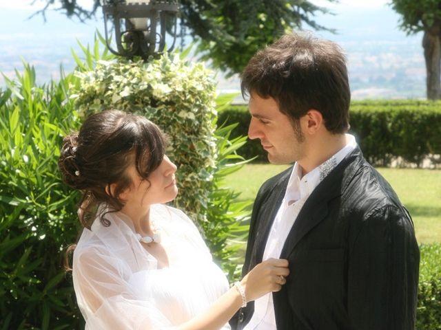 Il matrimonio di Simone e Valentina a Montemurlo, Prato 190