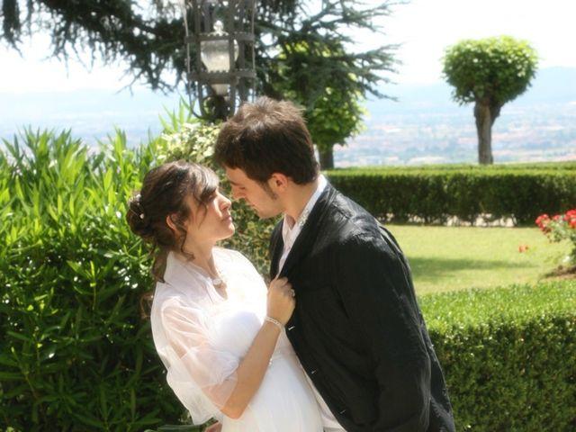 Il matrimonio di Simone e Valentina a Montemurlo, Prato 191