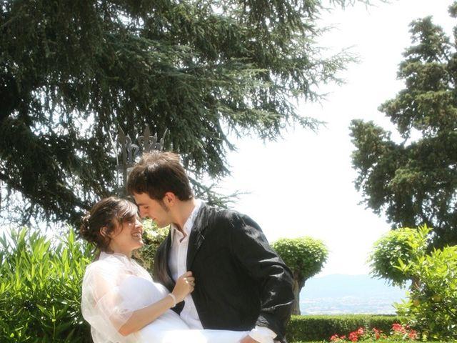 Il matrimonio di Simone e Valentina a Montemurlo, Prato 193