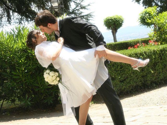 Il matrimonio di Simone e Valentina a Montemurlo, Prato 194