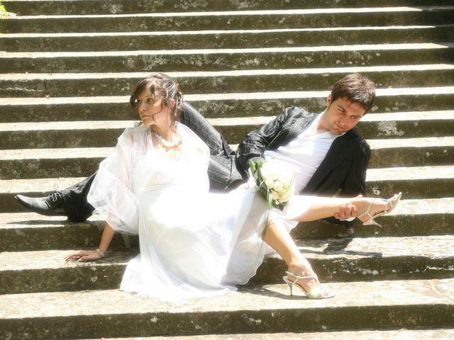 Il matrimonio di Simone e Valentina a Montemurlo, Prato 197
