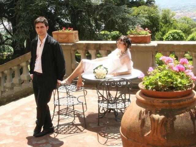 Il matrimonio di Simone e Valentina a Montemurlo, Prato 202