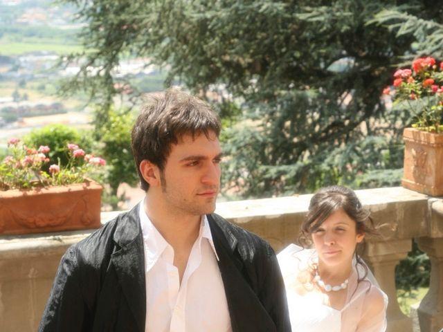 Il matrimonio di Simone e Valentina a Montemurlo, Prato 203