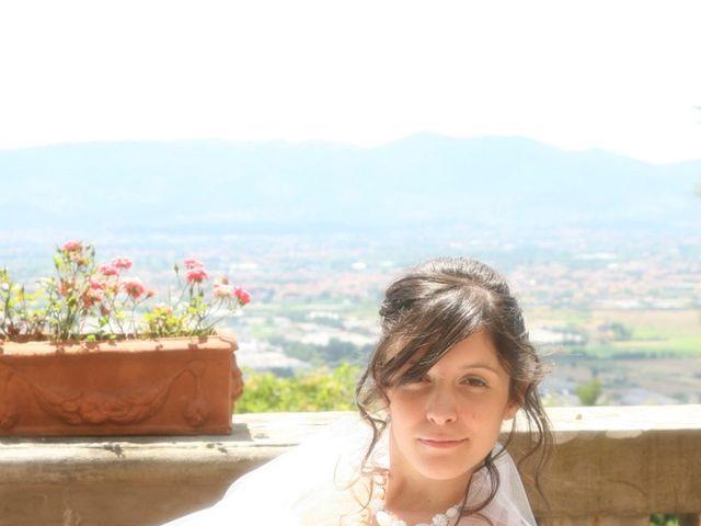 Il matrimonio di Simone e Valentina a Montemurlo, Prato 204