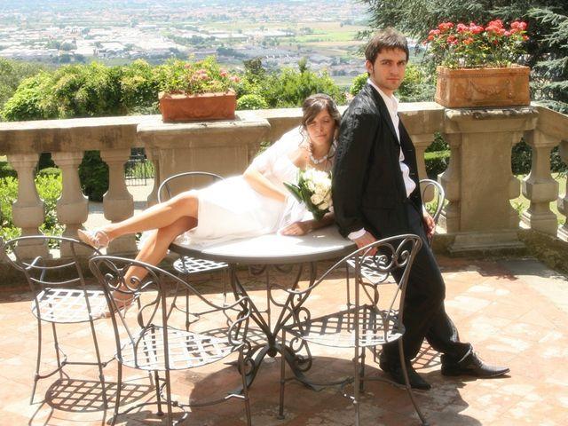 Il matrimonio di Simone e Valentina a Montemurlo, Prato 206