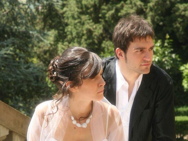 Il matrimonio di Simone e Valentina a Montemurlo, Prato 207