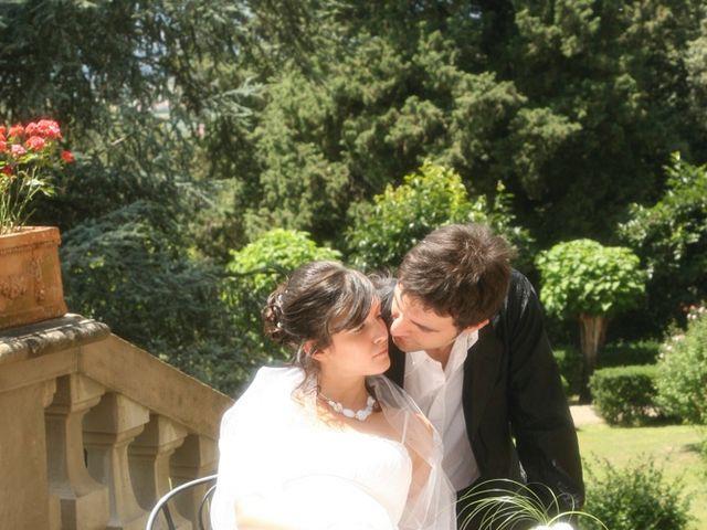 Il matrimonio di Simone e Valentina a Montemurlo, Prato 209