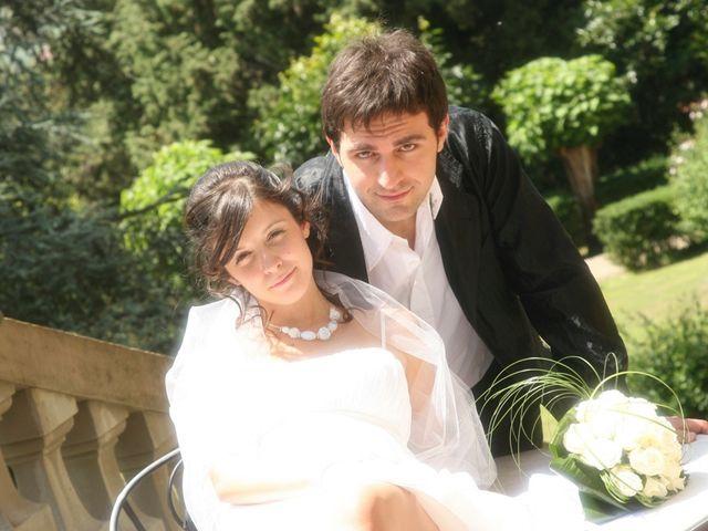 Il matrimonio di Simone e Valentina a Montemurlo, Prato 210