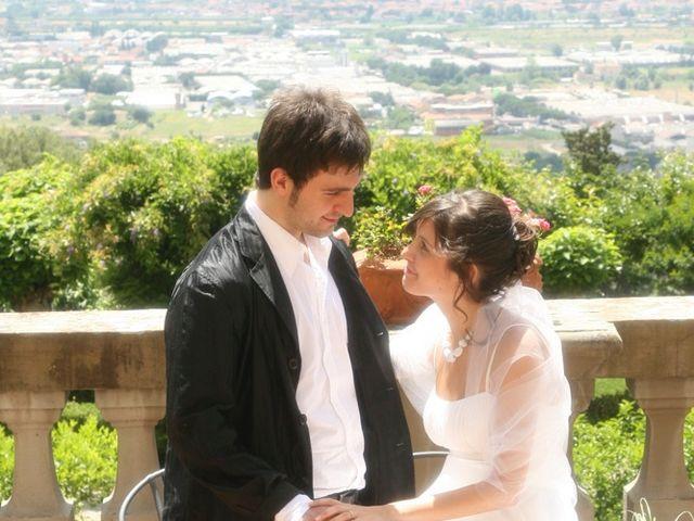 Il matrimonio di Simone e Valentina a Montemurlo, Prato 211