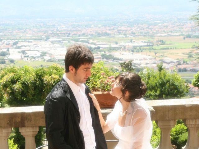 Il matrimonio di Simone e Valentina a Montemurlo, Prato 212
