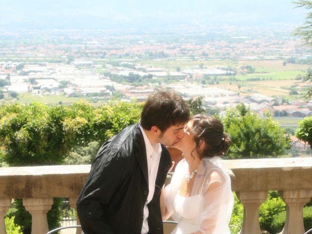 Il matrimonio di Simone e Valentina a Montemurlo, Prato 213