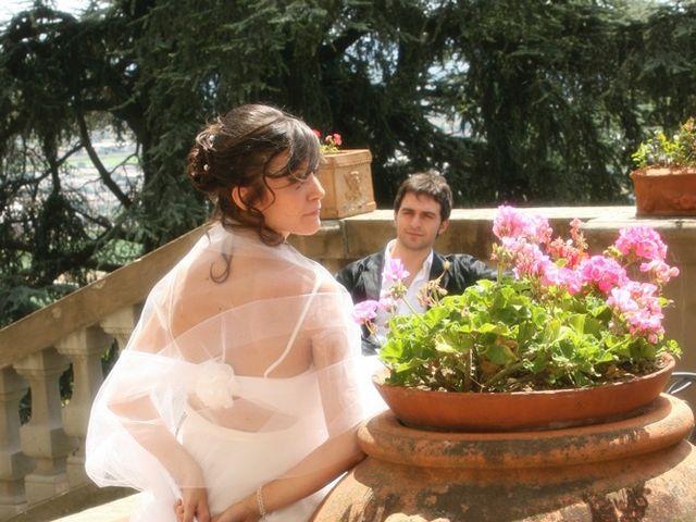 Il matrimonio di Simone e Valentina a Montemurlo, Prato 220