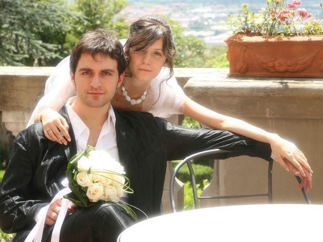 Il matrimonio di Simone e Valentina a Montemurlo, Prato 221