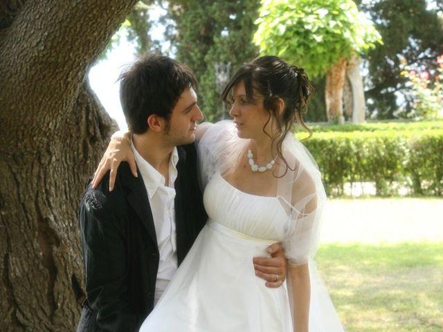 Il matrimonio di Simone e Valentina a Montemurlo, Prato 224