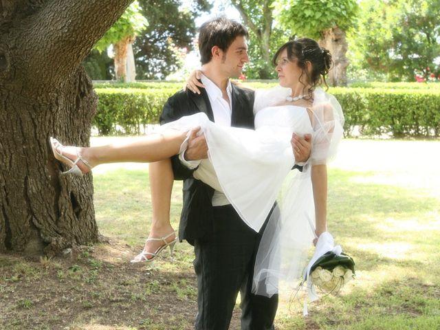Il matrimonio di Simone e Valentina a Montemurlo, Prato 226