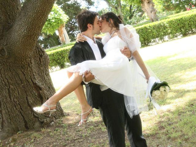 Il matrimonio di Simone e Valentina a Montemurlo, Prato 228