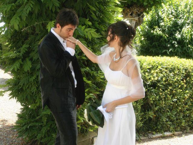 Il matrimonio di Simone e Valentina a Montemurlo, Prato 233