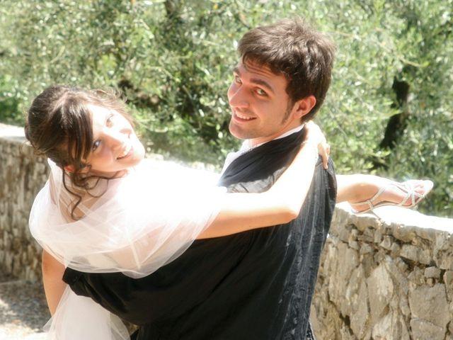Il matrimonio di Simone e Valentina a Montemurlo, Prato 234