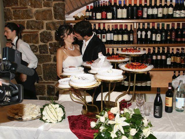 Il matrimonio di Simone e Valentina a Montemurlo, Prato 237