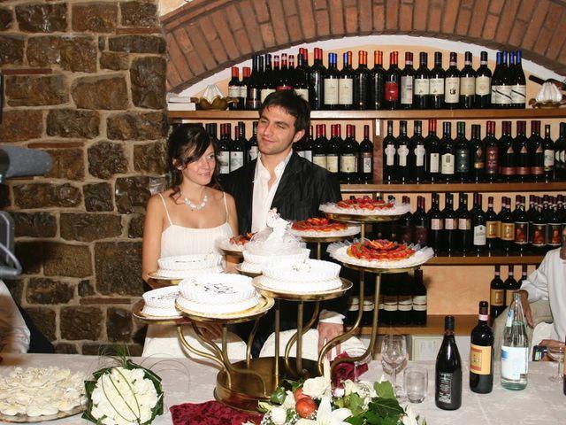 Il matrimonio di Simone e Valentina a Montemurlo, Prato 238