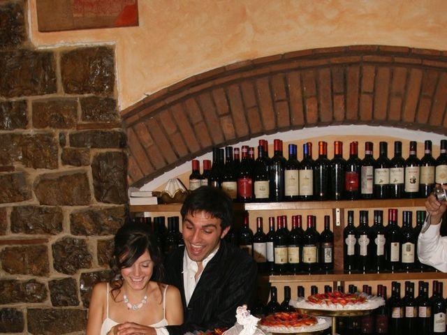 Il matrimonio di Simone e Valentina a Montemurlo, Prato 239