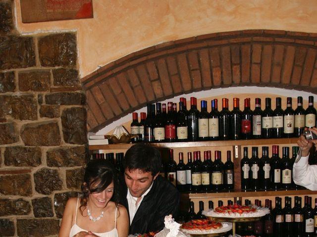 Il matrimonio di Simone e Valentina a Montemurlo, Prato 240