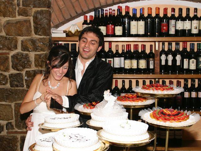 Il matrimonio di Simone e Valentina a Montemurlo, Prato 241