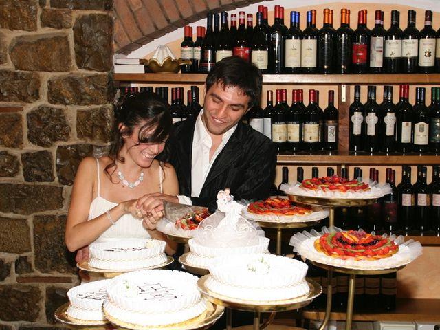 Il matrimonio di Simone e Valentina a Montemurlo, Prato 242