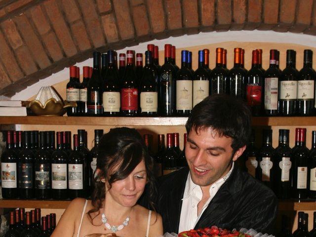 Il matrimonio di Simone e Valentina a Montemurlo, Prato 243