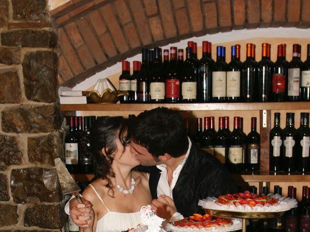 Il matrimonio di Simone e Valentina a Montemurlo, Prato 244